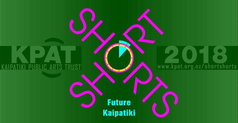 Kaipatiki Public Arts Trust Short Shorts Film Competition 2018