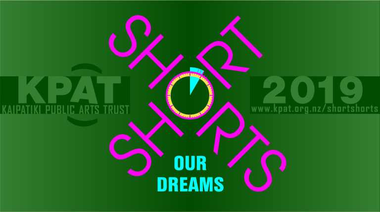 Kaipatiki Public Arts Trust Short Shorts Film Competition 2019
